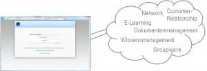 Cluster-Lösung für webbasierte Software