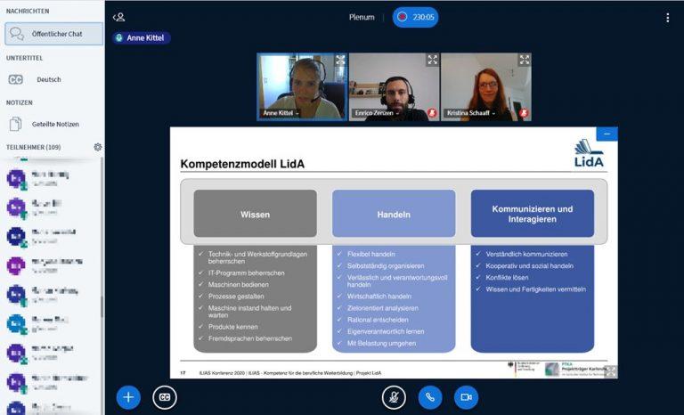 BigBlueButton auf der ILIAS Konferenz